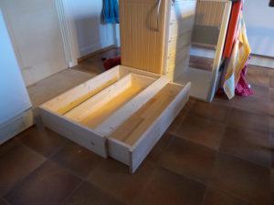 sockellåda sockellådor platsbyggda platsbyggt platssnickart