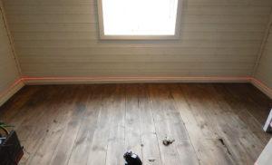Laser för att kolla golvlutning